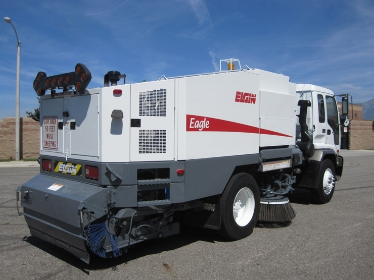 2007 Elgin Eagle Street Sweeper For Sale By Prince Motors