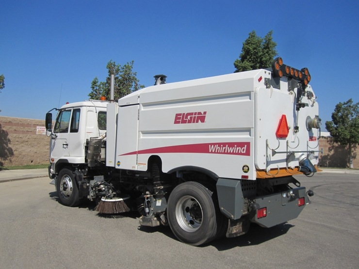 2008 Elgin Whirlwind Street Sweeper For Sale By Prince Motors