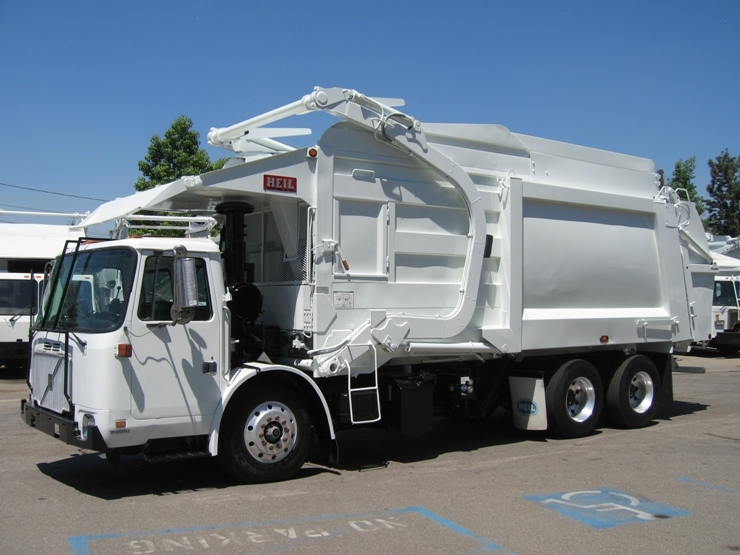 2002 Volvo Heil Cng Front Loader For Sale By Prince Motors
