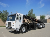2002 Peterbilt 320 Roll Off Truck for Sale with Amrep Roll Off Hoist