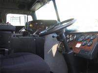 2002 Peterbilt 320 with Wayne Curbtender Automated Side Loader