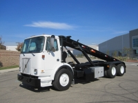 2001 Volvo Xpeditor Roll Off Truck for Sale with ESP Mfg Roll Off Hoist