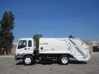 2008 Chevy New Way Viper 13 Yard Rear Loader For Sale By
