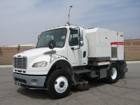 2008 Elgin Broom Bear Street Sweeper for Sale on Freighliner M2 Chassis