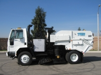 2003 Tymco 600 CNG Regenerative Air Street Sweeper