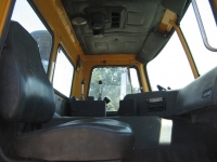 1989 Volvo Roll-Off Truck with Amrep Roll-Off Hoist