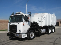 2008 Autocar Garbage Truck for Sale with Heil 26yd Rapid Rail Trash Body
