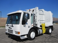 2004 Freightliner Garbage Truck for Sale with Wayne Autocat 10 Yard Side Loader