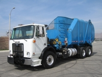 2006 Autocar Garbage Truck for Sale with Heil 30yd Side Loader Trash Body