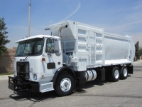 2008 Autocar Garbage Truck for Sale with McNeilus Automated Side Loader