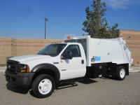 2006 Ford Garbage Truck for Sale with Wayne Tomcat 8 Yard Rear Loader