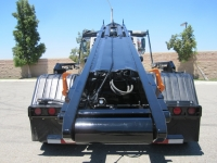2005 International 7600 Roll Off Truck With Amrep Roll Off Hoist