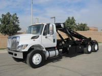 2008 International 7400 Roll Off Truck for Sale with Galbreath Roll Off Hoist