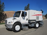 2007 Elgin Broom Bear Street Sweeper For Sale On Freightliner M2 Chassis