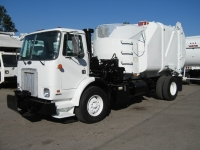2003 Autocar Garbage Truck for Sale with Heil 20yd Automated Side Loader
