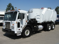 2008 Peterbilt 320 Garbage Truck for Sale with Heil 30yd Side Loader Trash Body