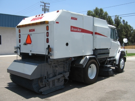2003 Elgin Broom Bear CNG Street Sweeper